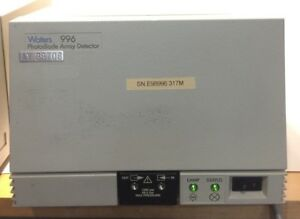 Waters 996 Photodiode Array Uv visible Hplc Detector Tested