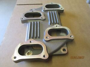 Supercharger Supply 4 71 Blower 4 Stromberg 97 Carb Adaptor Munro Satin Nice