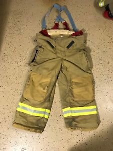 Veridian Firefighter Suits Fire Turnout Pants Bunker Gear 46 29 04 2013