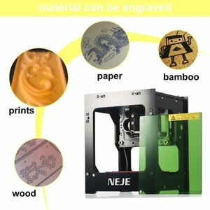 Neje Dk 8 kz High Power Laser Engraver Printer Machine 1000mw Wood Printer Cnc M