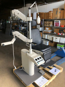 Topcon Cs iv Instrument Stand Topcon Oc 2200 Ophthalmic Chair