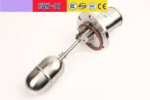 Uqk 01 Stainless Steel 304 Float Level Controller Water Level Float Switch New
