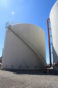 In Use Certified pitt des Moines 300 000 Gallon Water Storage Tank 18000