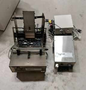 Streamfeeder Model 0s1 S n 12945889 Continuous Or Single