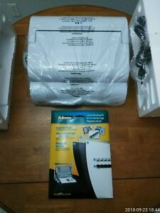 Fellowes Binding Machine Pulsar E 300 Electric Comb With Starter Kit 5216701
