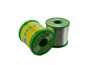 0 8mm Lead free Solder Wire Sn99 3cu0 7 Flux For Soldering Iron Station 500g