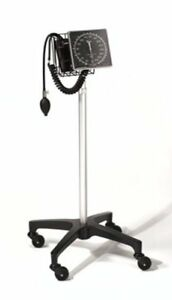 Welch Allyn Tycos Blood Pressure Stand Sphygmomanometer With Adult Cuff