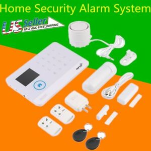 House Alarm Systems Wireless Gsm Wi fi Home Security Infrared Motion Sensor Ur