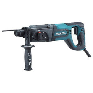 Makita Hr2475 1 Sds plus D handle 3 mode Rotary Hammer