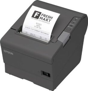 Epson Tm t88v Thermal Pos Receipt Printer New