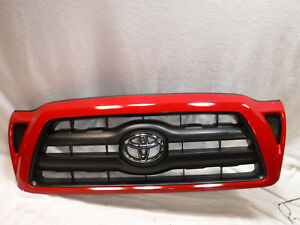 2005 2006 2007 2008 2009 Toyota Tacoma Front Grille P N 53100 04350 Oem K1277