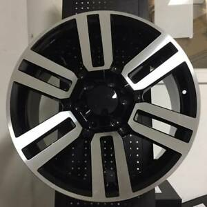 20 Limited Style Wheels Rims Fits Toyota 2003 2007 Tundra Sequoia