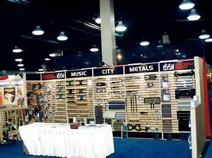 Trade Show Exhibit Booth For Sale Slat Board Wood Construction 10 Or 20