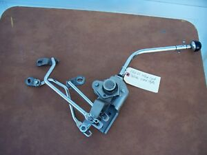 1964 65 Falcon And Comet 4 Speed Toploader Shifter Reconditioned