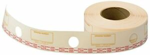 Safco Products 6551 Film Laminate Carrier Strips For Use With Masterfile 2 File