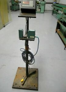 Used Extruder Zumbach Odac Touchless Measuring System