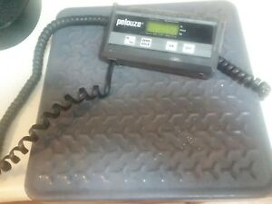 Pelouze Model 4040 Digital Shipping Receiving Scale Used Free Shipping