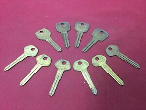 Jaguar Toyota By Curtis Auto Viz9 Tr25 Fc7 Key Blanks Set Of 10 locksmith