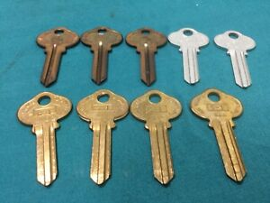 Sargent By Curtis S1 Kywy Key Blanks 5 Pin Set Of 9 Locksmith