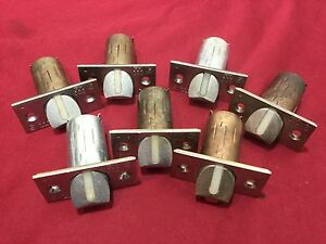 Unique Corbin Russwin Emhart Grade 1 Latches Set Of 7 Locksmith