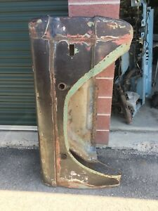 1966 1977 Ford Bronco Rear Tub Replacement Panel Left Side