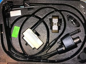 Pentax Eg 3670urk Ultrasound Gastroscope Excellent Working Conditions