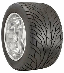 31x18 15 Mickey Thompson Sportsman S R Radial Dot Pro Street Tire Mt 6656