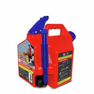 Vp Racing Surecan 5 Gallon Fuel Container Gas Can Spill Proof Plastic Gasoline