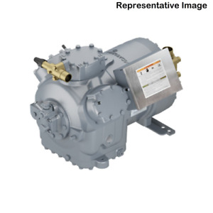 New Remanufactured Carlyle Compressor 06dm8246ac0600 7 5hp 400 460 3 50 60 1stg