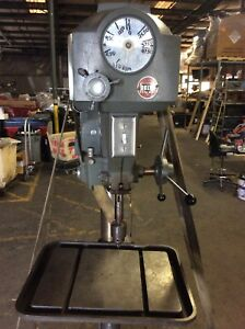 17 Rockwell 17 600 Drill Press 82 910 3 4 Hp 115 230 Volts Tested