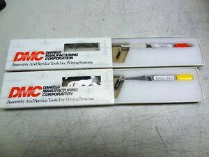Lot Of 2 Dmc Assembly And Service Tools Dak83 20 Dak95 12