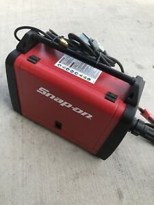Snap on Mig Welder 185i Synergy Pulse Welder