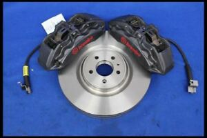 2005 2014 Ford Mustang 6 Piston Brembo Calipers 15 Rotors Front Brake Upgrade
