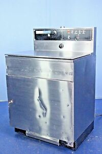 Steris Amsco Sonic Bath Sc 1224 Cd Ultrasonic Cleaner Tested With Warranty