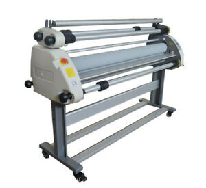 63in Full Auto Pneumatic Low Temperature Cold Laminating Machine Room 60
