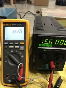 Xantrex Hpd 15 20sx Power Supply 15v 20 Amp Current Limiting Variable