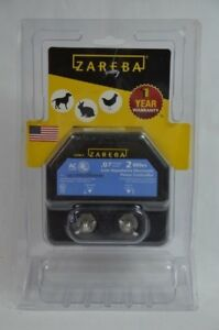 Zareba Ea2m z Electric Fence Charger Controller 2 Mile Uses Ac Outlet Power New