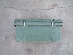 Empty Cambro 180mpc For Camcarrier 8 Deep Food Pan Carrier Military T7