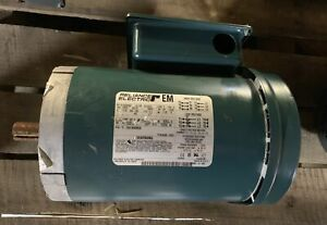 Reliance P14g9258h 2hp 3 Phase Electric Motor