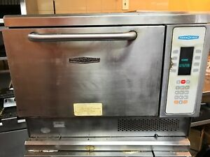 Turbochef Tornado Ngc Commercial Rapid Cook Oven Microwave Turbo Oven