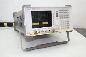Agilent 8560ec Spectrum Analyzer 30 Hz 2 9 Ghz W Tracking Generator 002 007