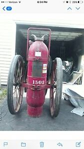 Sale Ansul 150 b Steel Wheeled Class Bc Dry Chemical Fire Extinguisher