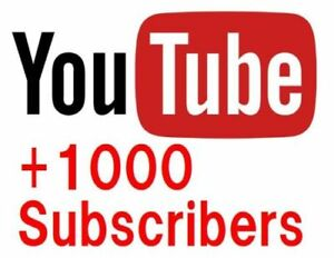 within 48 Hours youtube Subs 1000 Real Youtube Channel Promotion