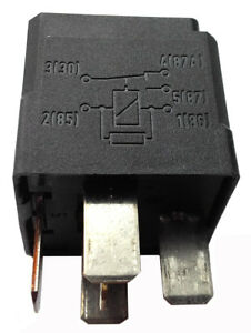 Hella 4rd007794021 Multifunction Relay Main Current Cold Start Control