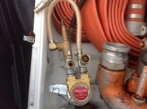 Procon Pump With Guardian M8 Pto Coupling