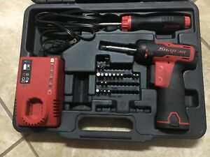 Snap On Cts661 Screwdriver Kit