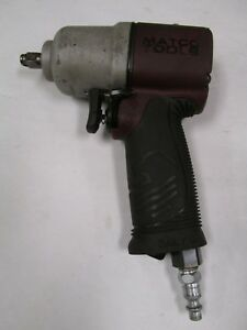 Matco Tools Mt2138 3 8 Super Heavy Duty Composite Pneumatic Air Impact Wrench