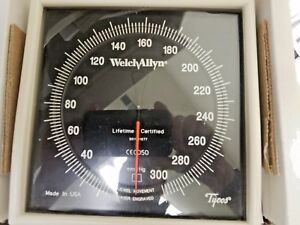 Welch Allyn 7670 01 Wall Mount Sphygmomanometer Nib
