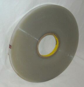 3m Scotch 8412 1 2 Inch Transparent Polyester Edging reinforcing Tape 320 Yards