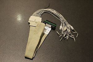 Agilent Hp 10089a Logic Woven Cable W Flying Leads For 54622d Msox2000 Msox3000